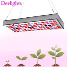 25W 75LED tam spektrum bitki yetiştirme lambaları AC85 ~ 265V UV IR LED bitki iç mekan lambası sera büyümek çadır sebze büyüme çiçeklenme