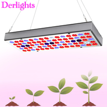 Luces LED de espectro completo de 25W y 75 ledes, AC85 ~ 265V, lámpara LED UV IR para plantas, para invernadero de interior, tienda para cultivo de verduras y floración