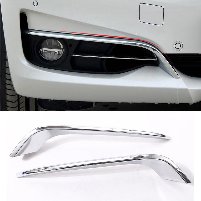 For BMW 3 Series GT Gran Turismo F34 2013 2017 ABS Chrome