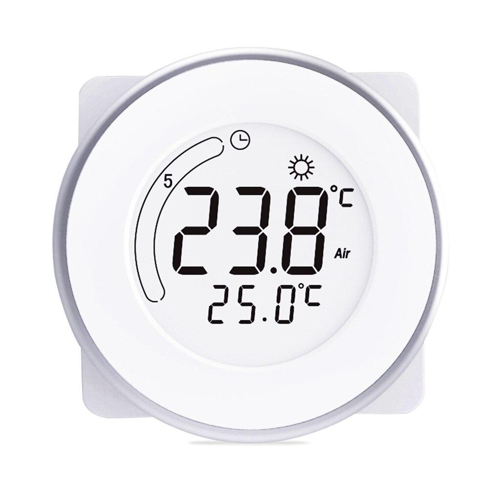 все цены на BYC18.GH3 Household Smart LCD Display Thermostat Heating Temperature Controller Heating Thermostat LCD Room Thermostat Backlight онлайн