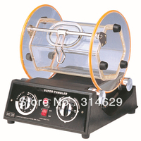 Foru Stage Speed Adjustment Heavy Type Rotary Tumber Time Tumbling (0 60 minutes). .Low pricegoldsmith tool and equipment