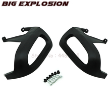 цена на Cylinder Motorcycle Head Motor Side Cover Protector for BMW R1150R R1100S R1150RS R1150RT  2001, 2002, 2003