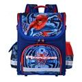 2017 New Children School Bags For Boys Orthopedic Waterproof Backpacks Kid Spiderman Book bag Satchel Knapsack Mochila escolar