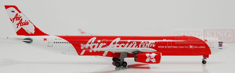Phoenix 11006 Asian aviation HS-XTA A330-300 Thailand 1:400 commercial jetliners plane model hobby phoenix 11037 b777 300er f oreu 1 400 aviation ostrava commercial jetliners plane model hobby