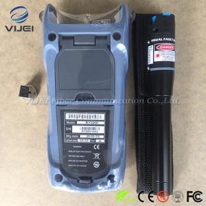 Image 2 - Набор инструментов FTTH 2 в 1, Визуальный дефектоскоп 5 км, оптический измеритель мощности SC/FC RY3200B OPM RY3200B 50 ~ + 26 дБм
