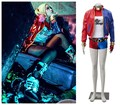 Suicide Squad Harley Quinn outfit cosplay halloween costumes