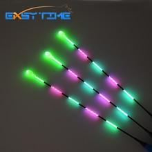 Easy Time 3pcs Luminous Electronic Floats Fishing Tackle Fishing Float Use CR425 Battery