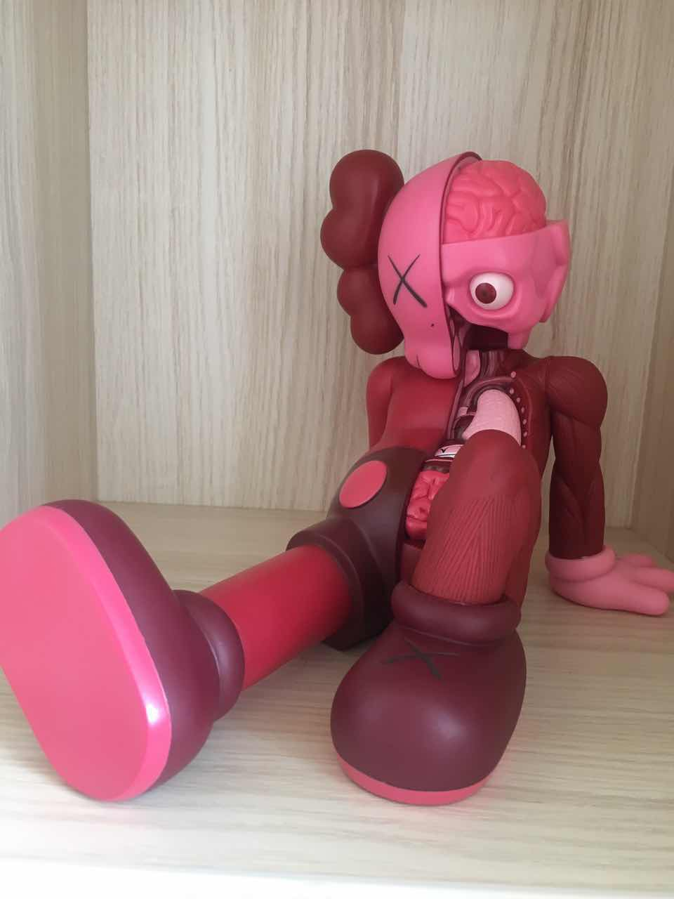 16 inch Kaws Companion kaws original fake kaws dissected Resting MADNESS PVC Action figure in box