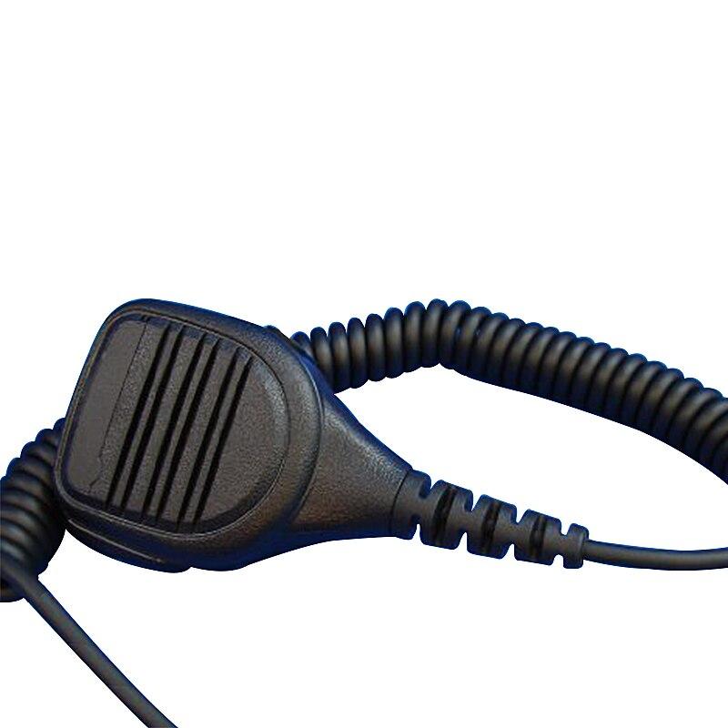 bilder für Mag one durch Motorola PMMN4021A Lautsprechermikrofon mit 3,5mm Audio Jack Für Motorola GP328 HT1250 HT750 MTX950 MTX8250