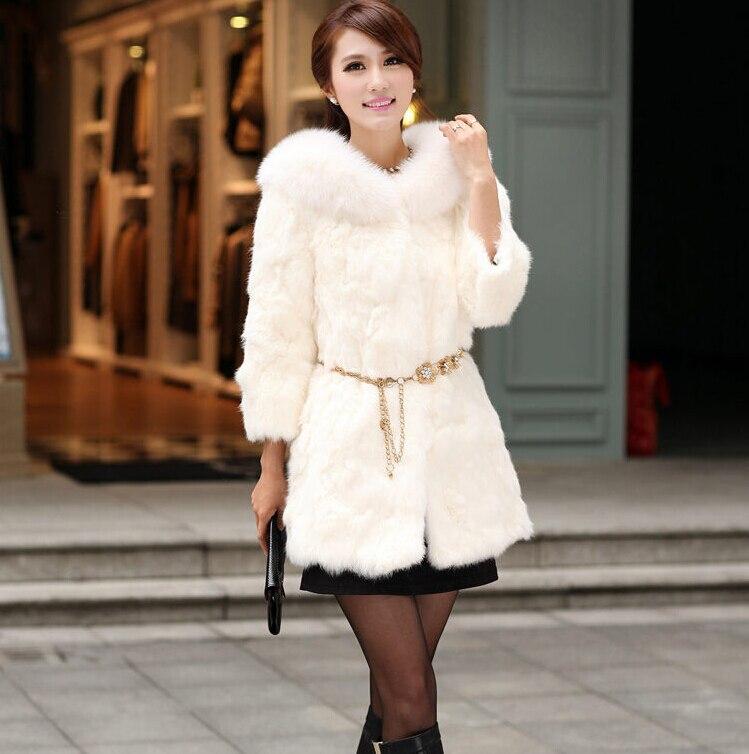 Popular Leather Fur Women Coats-Buy Cheap Leather Fur Women Coats ...