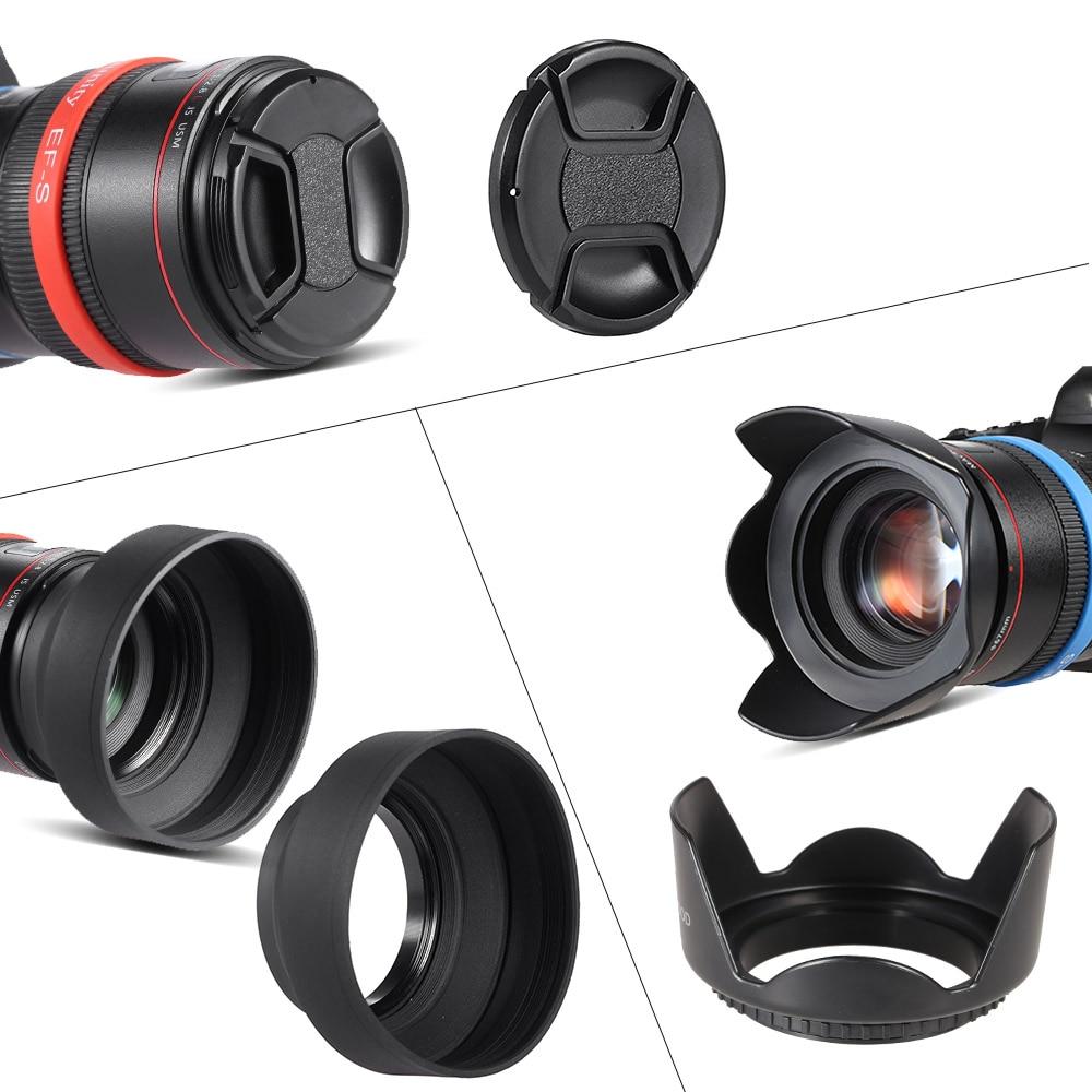 Как правильно подобрать светофильтр на фотоаппарат