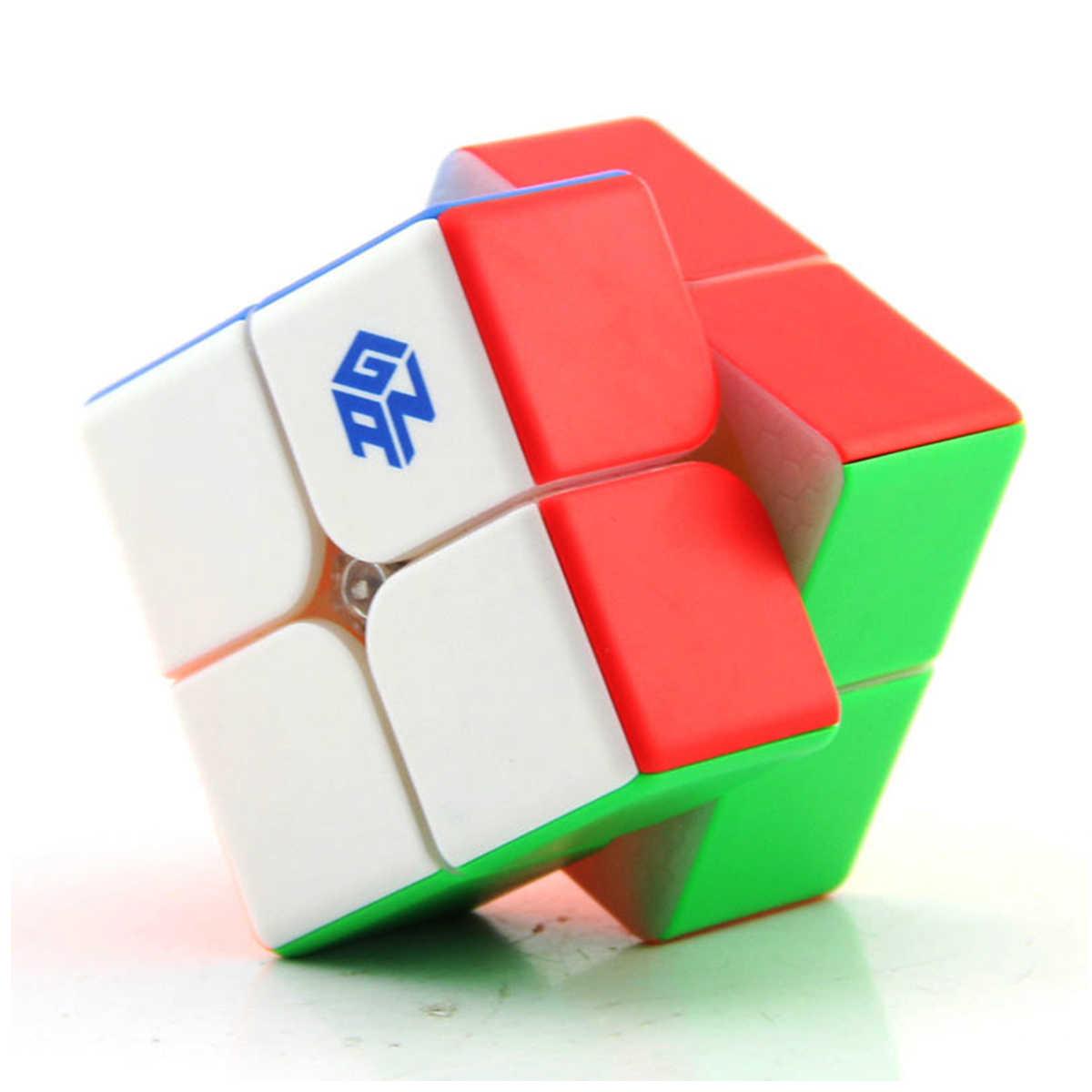 Oyuncak Нео Куб оригинальный Ган 249 V2 м 249 Магнитный куб, Волшебная головоломка, 2x2x2 игрушки для конкурса Cubo 2x2 Скорость с помощью магнитов игры