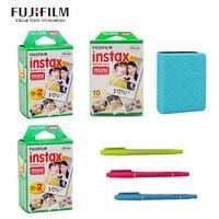 Fujifilm סרט מצלמה תמונה לפוג 'י Fujifilm מיידי נייר 50 גיליון 90 סרט Instax מיני 8 7 s 25 50 s לנטנה מצלמת אבזר מתנה