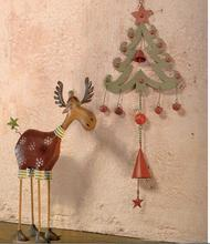 Free shipping,2pcs/set,high quality Christmas gift,ornaments pendant tree elk suit,gift,D decoration