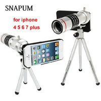1PCS Free Shipping 18x Camera Zoom Optical Telescope Telephoto Lens For For Apple Iphone5 Iphone 5