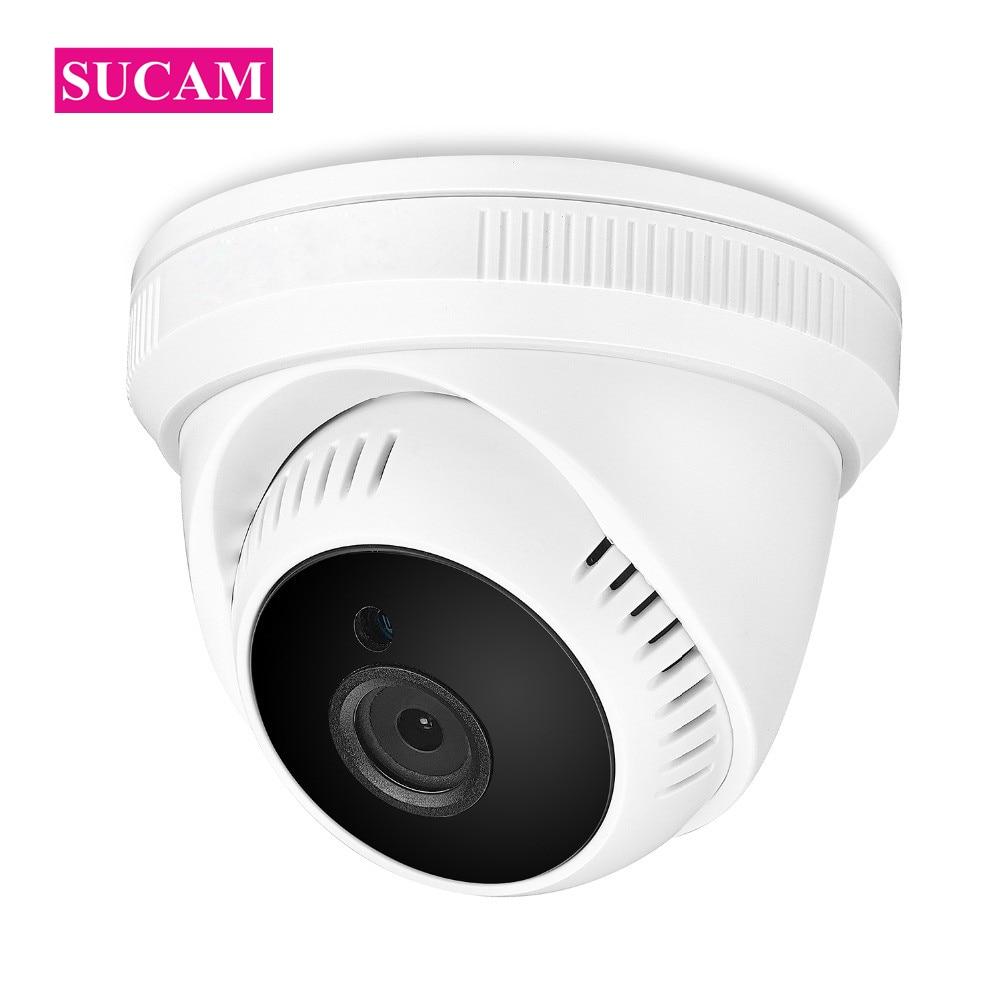 SUCAM Dome Mini 1080P Camera IP 20M IR Distance Infrared IR Cut Network Security Surveillance IP Cameras 36 Pieces IR Led Lights