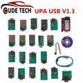 Alta Qualidade UPA USB V1.3 unidade Principal chip Tuning ECU Upa Programador USB com Adaptadores Completa UPA USB Programador
