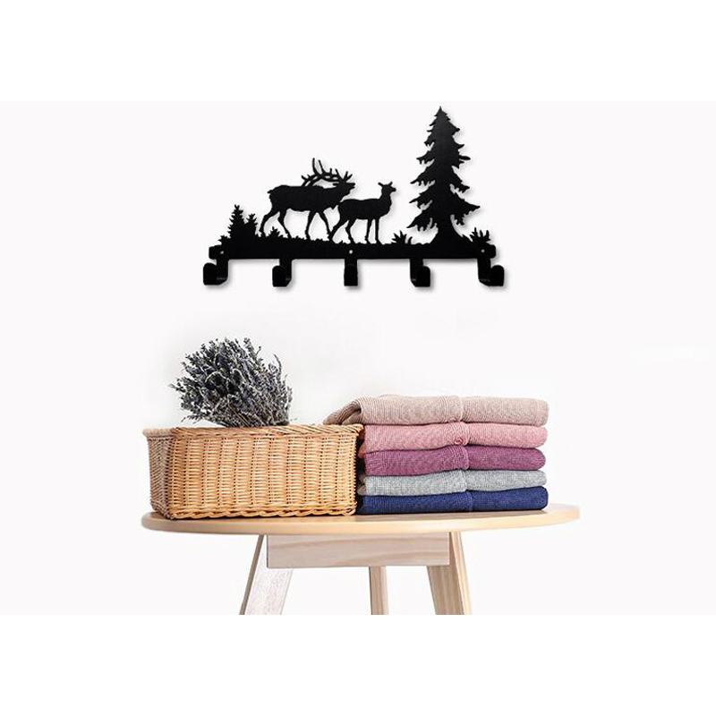 Original Animal Moose Design Metal Wall Hanger Decorative Robe Hook Clothes  Hook 5 Coat Hooks. Popular Animal Coat Hooks Buy Cheap Animal Coat Hooks lots from