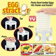 Hard-Boiled Egg Shell Peeler   EggStractor Eggshell Machine