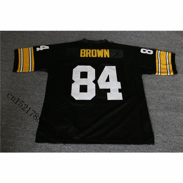 antonio brown stitched jersey