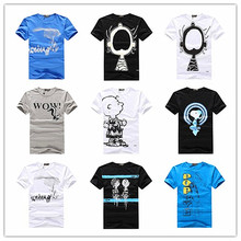 Summer 2019 Brand Fashion Ice T Shirts Men Tops & Tees 100% Cotton Male Short Sleeve Adults Clothing Black White Blue M-XXL