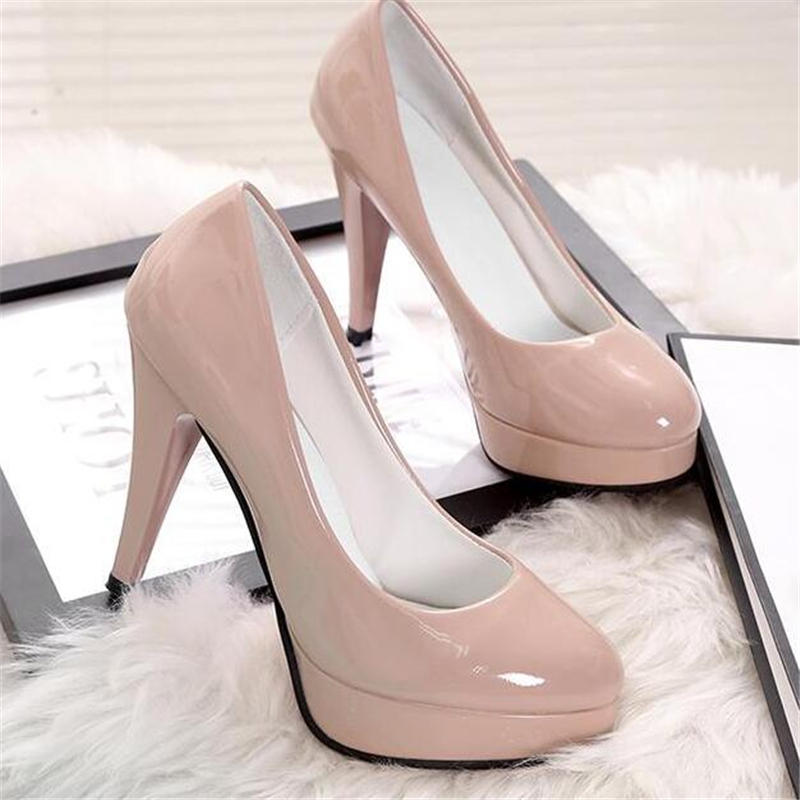 Popular Women Wearing Platform Heels-Buy Cheap Women Wearing