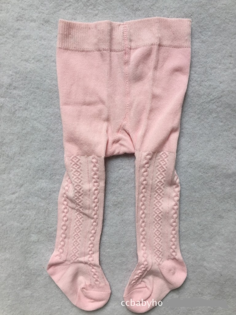 0 2 years boy girl baby Autumn and spring twist legging baby open files thermal