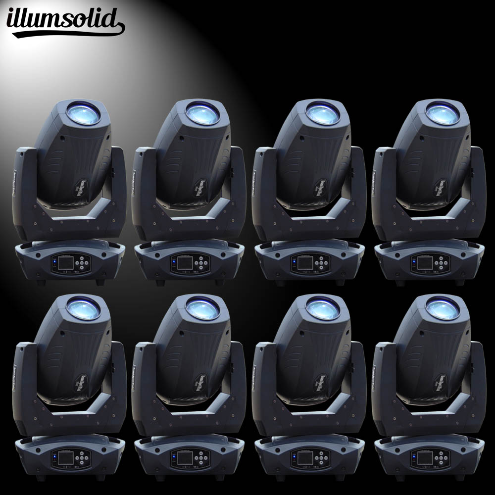 8Pcs/lot 200W LED Spot Moving Head Light DJ 200W Beam gobo with 4face prism stage lights super bright lighting8Pcs/lot 200W LED Spot Moving Head Light DJ 200W Beam gobo with 4face prism stage lights super bright lighting