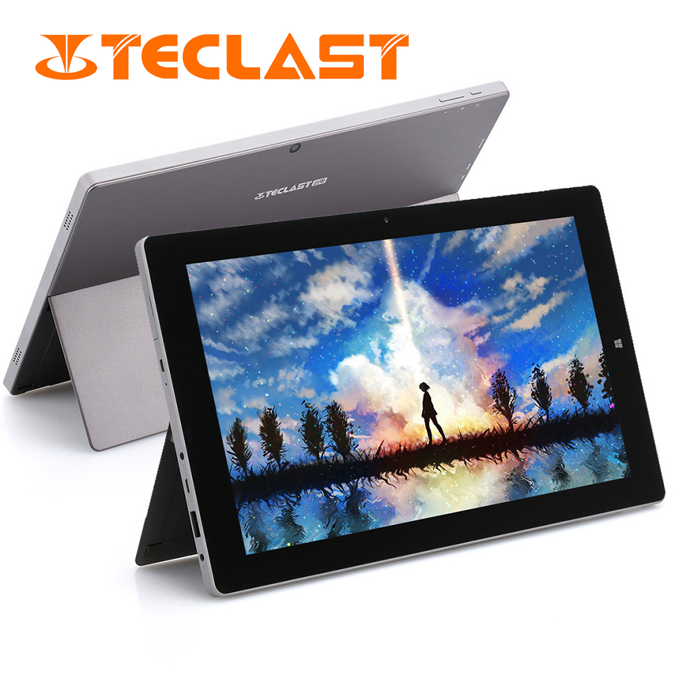 где купить Teclast X3 Plus Tablet 11.6 inch IPS 1920 x 1080 Multi Touch Windows 10 6GB RAM + 64GB ROM Quad Core Wifi Tablets PC дешево