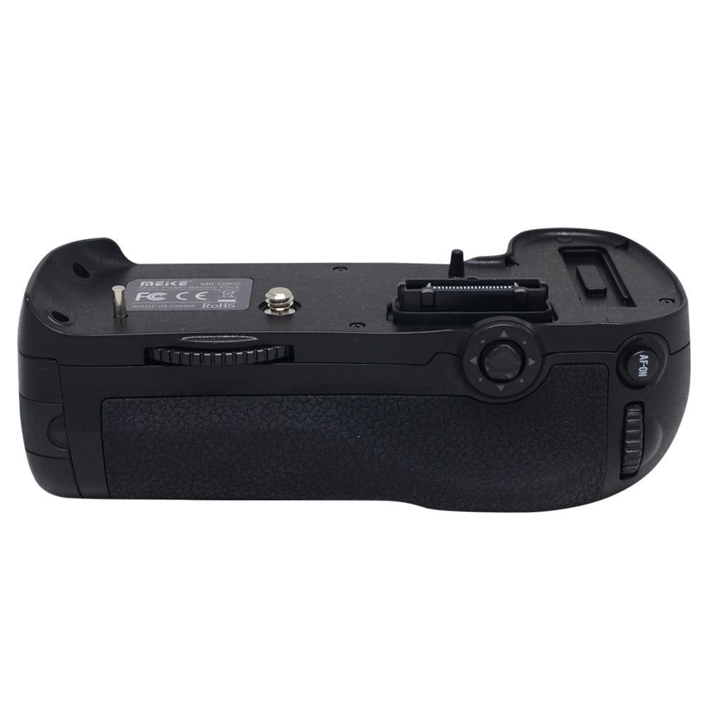MeiKe akumulatorski prijemnik za Nikon D800 D800E kot EN-EL15 - Kamera in foto - Fotografija 2