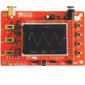 "DSO138 2.4"" TFT Soldered Pocket-size Digital Oscilloscope Kit With Charger"