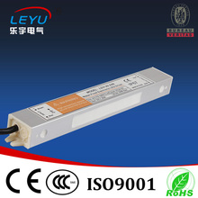 CE ROHS Factory outlets 30w 24v 1.25a single output led waterproof power supply