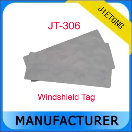 PassiveUHF Paper Windshied RFID Tag Cheap tag