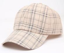 2016 Новый Модные Аксессуары Gorras Прохладное Лето Хлопок Мужская Повседневная Хип-Поп Шляпы Моды Плед Бейсболка Snapback