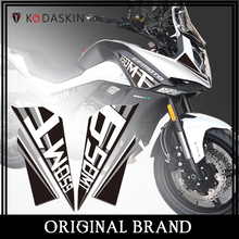 KODASKIN Motorcycle For 650mt 650MT 2D Fairing Emblem Sticker Decal