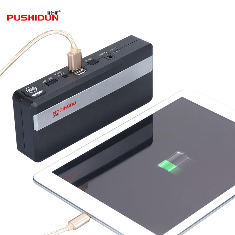 pushidun booster car battery for 12v car starting device. Black Bedroom Furniture Sets. Home Design Ideas