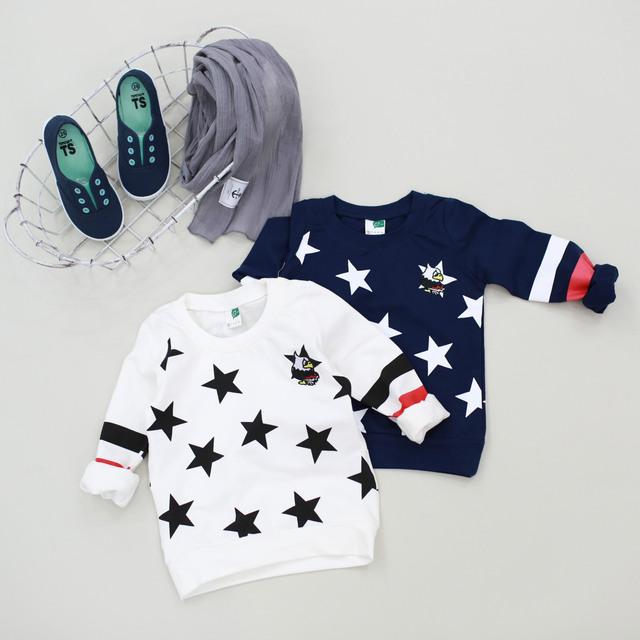 2017 crianças marca clothing outono menino soldado camisa camisola guangzhou stitchg crianças clothing frete grátis