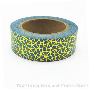 1pc/Sell Green Nets Foil Washi
