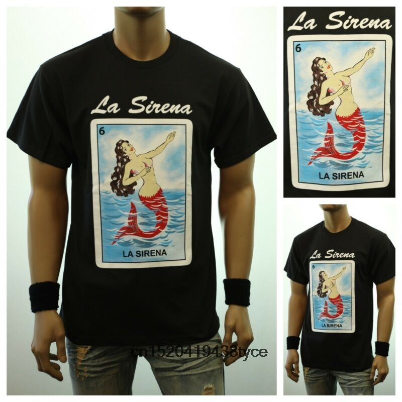 Back To Search Resultsmen's Clothing Useful Chicano Latino El Borracho T Shirt Men Size Small Available New Loteria Sleeves Boy Cotton Anime T-shirt