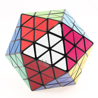 Megaminx Magic Cube Toy Puzzle Block Plastic Stress Relief Brinquedos Learning Resources Cubos Magicos Special Education 80D0540