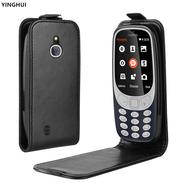 promo code 8a30b 3a71c US $2.06 14% OFF|Phone Cases For Nokia 3310 3G TA 1022 case PU Flip up And  Down Covers For Nokia 3310 4G Protective Case wallet Leathe bag shell-in ...