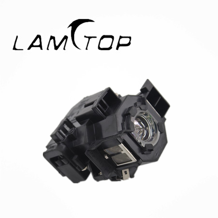 FREE SHIPPING  LAMTOP  180 days warranty  projector lamps with housing  ELPLP41/V13H010L41  for EMP-X5 lamtop bare projector lamps projector bulb elplp28 v13h010l28 fit for emp tw500 free shipping