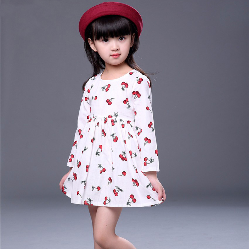 Little Girl Casual Summer Dresses