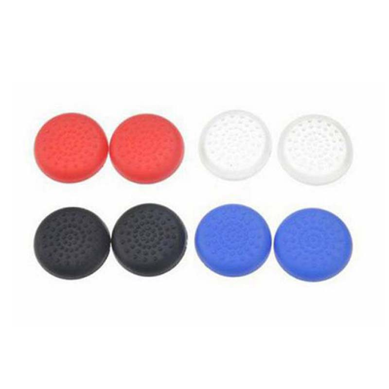 NEW Protective TPU Thumb Stick Grip Cap For Xbox One Controller Wireless For Wii Nunchuck Controller For Nintend Switch