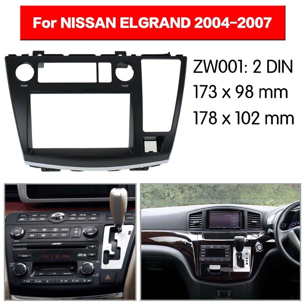 Liandlee Car Head Up Display HUD For Nissan Elgrand Quest RE52 2010