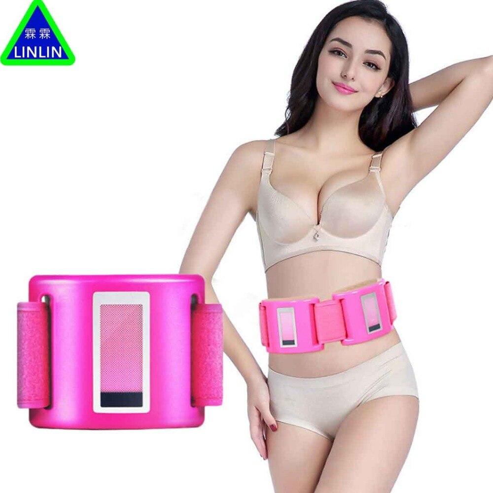LINLIN  Fat jitter  slacker  slacker, thin stomach  artifact, weight loss belt  fat massage belt