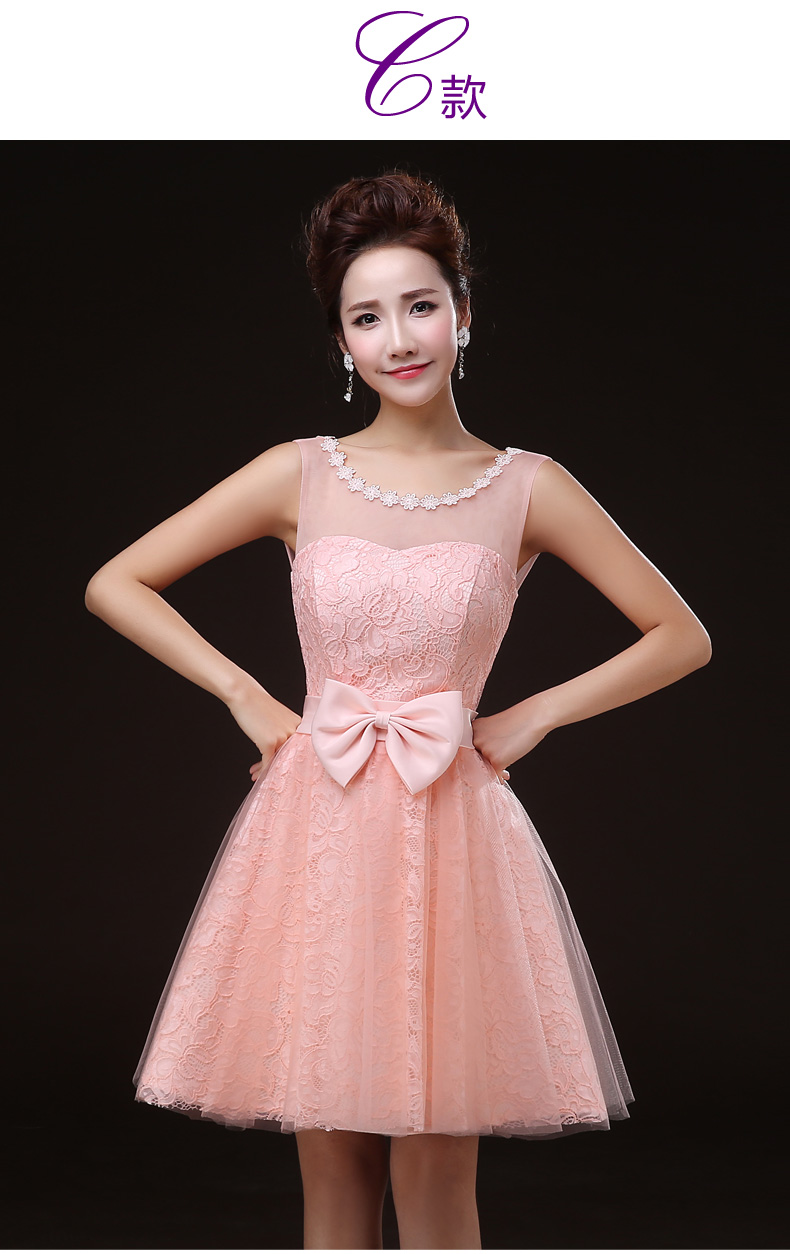 Popular short pink bridesmaid dresses under 50 buy cheap short 2017 new bridesmaid dresses plus size stock cheap under 50 pink short graduation for party over ombrellifo Image collections
