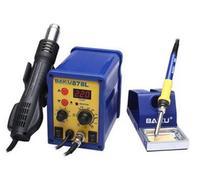 BAKU BK 878L2 led digital Display SMD Brushless Hot Air Rework Station Soldering Iron and Heat Gun for Cell Phone Repair Machine