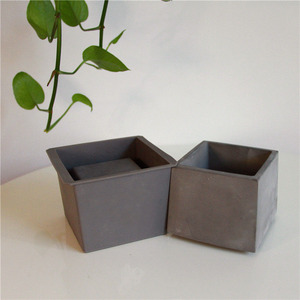 Image 2 - Molds for Concrete Flower pot ,Cement Molds Succulent Plants Pot Mold Concrete Planters Molds