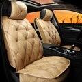 Automóvel assento de carro cobre conjunto coxim do plutônio para Skoda Octavia Fabia Superb Yeti Rápida VOLVO S80L S60L V60 XC90 V40 XC60 XC90 bom